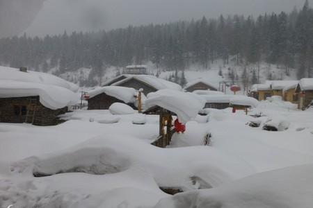 哈尔滨到亚布力滑雪、雪乡、雾凇岛、长白山天池、魔界七日游