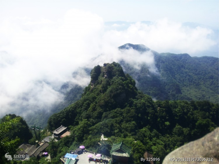 武汉出发到武当山二日游特价  武当山旅游