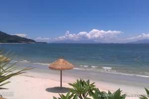 惠州海岛浮潜、盐洲岛捕鱼、飞艇上岛、全新荒岛求生2天