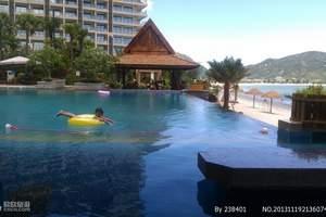 惠东海滨温泉、巽寮湾天后宫、九龙峰、永记生态园、趣味滑草2天