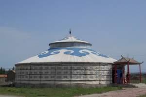 草原蒙古包