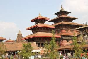 四川去尼泊尔全景8日之旅(南亚山国之纯净天堂)_尼泊尔旅游