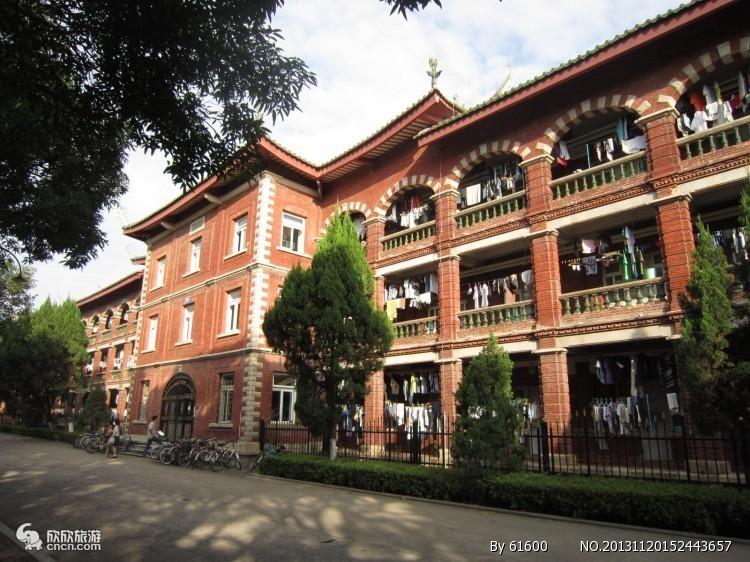厦门大学宿舍