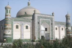 新疆南疆喀什|天山天池|吐鲁番环游品质六日|新疆南疆喀什旅游