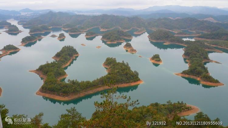 千岛湖-梅峰岛豪华游艇一日游