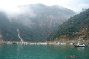 东江湖漂流2日游