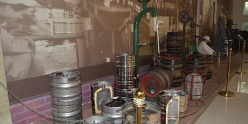 青岛啤酒梦工厂