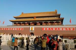 到北京旅游5天 北京有哪些好玩的景点