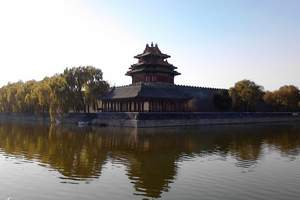 邯郸始发北京故宫八达岭长城两日游
