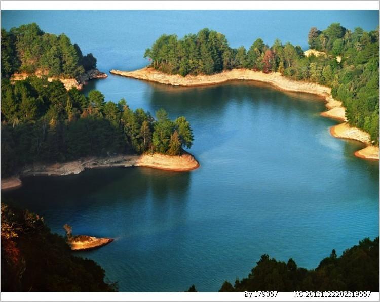泰宁大金湖风景区