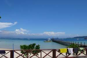 17年春节北京到普吉岛旅游团行程:摩羯星岛PP岛神仙半岛七日