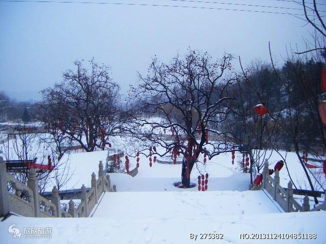 佛光山之冬