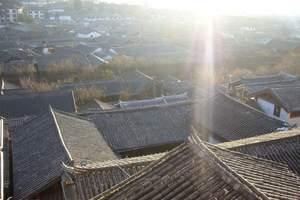 重庆到丽江旅游_重庆到丽江旅游价格_蓝色体验丽中双飞五日游