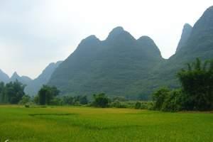 西安到桂林旅游团  西安到桂林线路推荐  尊享山水双飞4日