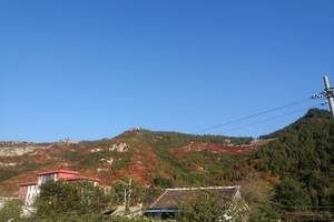 淄博博山风景名胜区