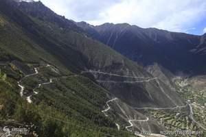 2017行走国道G318川藏线到西藏拉萨9日旅游租车路书攻略