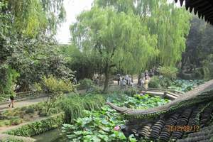 北京到云台山 龙门石窟 包公祠 铁塔天波杨府双卧五日旅游