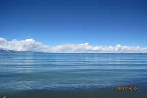 西宁到青海湖、茶卡盐湖、祁连卓尔山汽车纯玩三日游