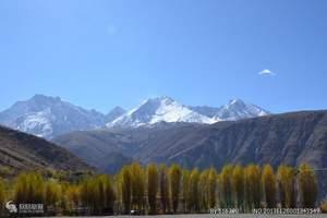 西藏尼木吞巴景区