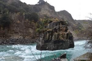 北京到内蒙大青沟、三岔口漂流探险、珠日河草原双卧四日旅游