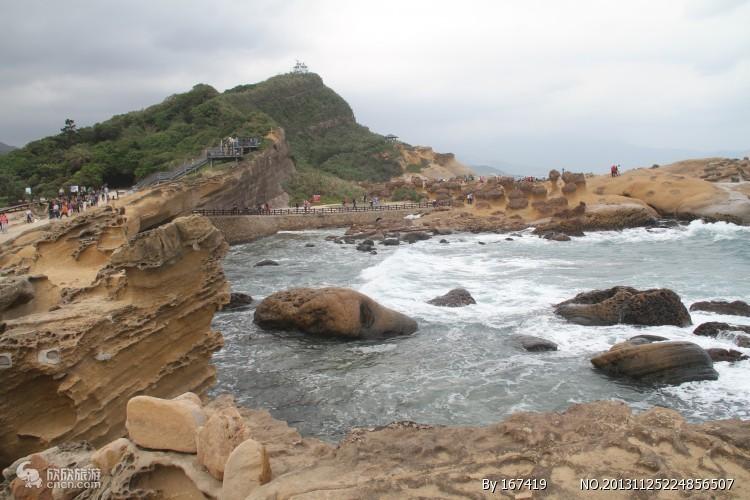 台湾野柳地质公园