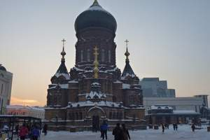 莫斯科、圣彼得堡七日游【2018年春节郑州到俄罗斯旅游价格】