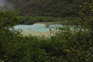 长春旅行社到九寨沟的旅游团  成都、九寨、黄龙4飞5日游