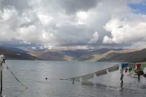西藏山南羊卓雍湖