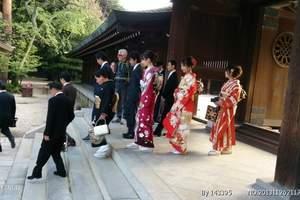 东莞到日本本州经典6天跟团游|日本本州六天美食特价游