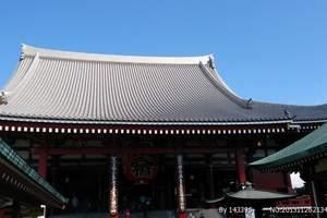 日本东京5天4晚半自由行在|日本旅游攻略
