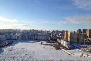 哈尔滨俄式风情、风情边城满洲里、呼伦贝尔草原 双飞5日游