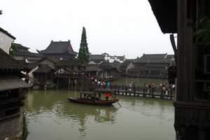 泉州石狮晋江到上海、杭州、乌镇、苏州留园+虎丘七里山塘四日游