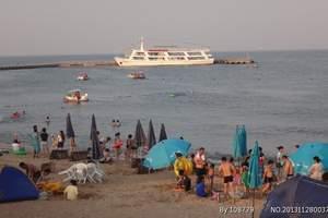 牡丹江到秦皇岛北戴河、山海关、黄金海岸三日游线路