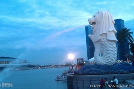 经典泰新马丨大皇宫、玉佛寺、鱼尾狮身像、云顶高原9晚11日游