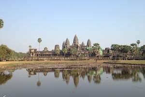 长沙到柬埔寨吴哥旅游跟团多少钱 长沙直航包机吴哥超值六日游