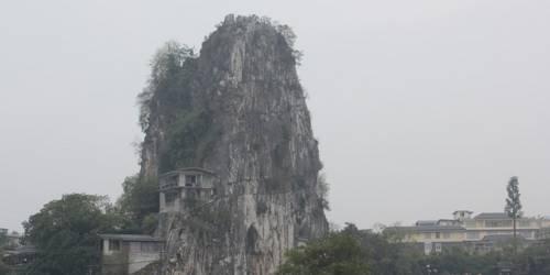 桂林独秀峰