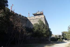 合肥到西安旅游 兵马俑、华清池,延安、壶口,明城墙双飞五日游
