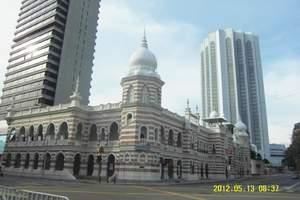 山东到【纯净·新马泰】新加坡马来西亚曼谷芭提雅三飞十日游