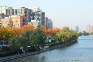 杭州夜游京杭运河船票,游天堂玉带,感古运河风