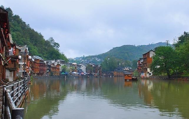 贵州适合情侣旅游景点