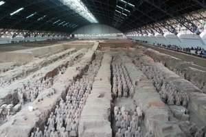 湘潭出发到西安 兵马俑、乾陵、法门寺、延安、壶口双飞6日游