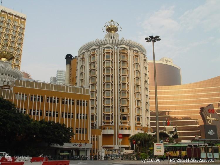 葡京赌场图片