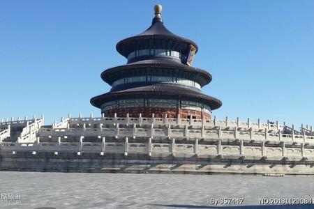 重庆到北京天津双飞6日游|北京旅游攻略|北京景点大全|故宫