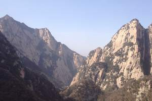 古都西安兵马俑、华清池、西岳华山二日品质游