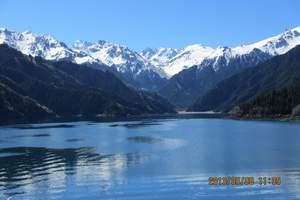 [私人定制-新疆旅游租车]新疆吐鲁番-天山天池纯玩双飞四日游