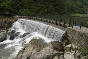 扬州到【浙西大峡谷-大明山二日游】浙西大峡谷好玩吗?浙西旅游