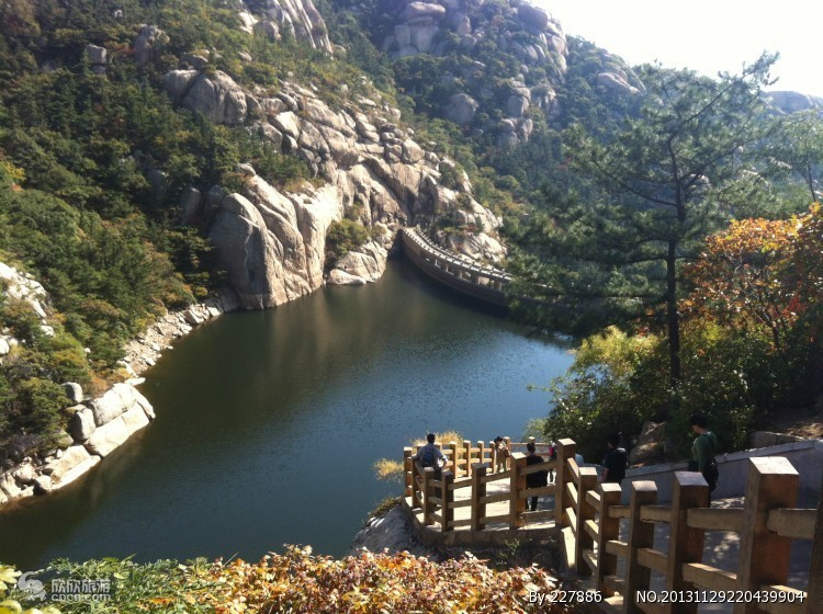 青岛八水河风景区