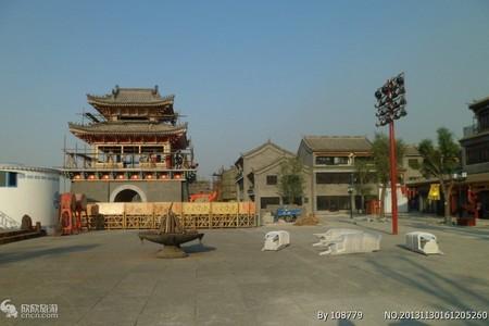 天津欢乐谷+滦州古城+天津卫+北戴河豪华双体帆船4日游