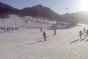 太白鳌山滑雪场门票价格