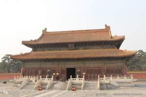 河北易县清西陵